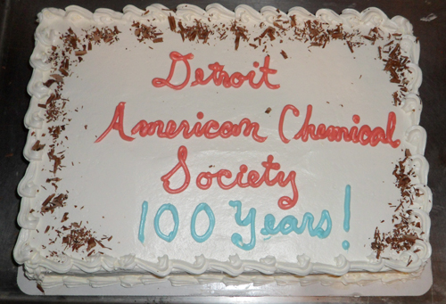 Detroit Ameican Chemist Society turns 100